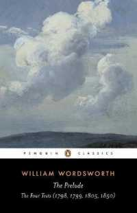 Link to an enlarged image of The Prelude : The Four Texts (1798, 1799, 1805, 1850) (Penguin Classics)
