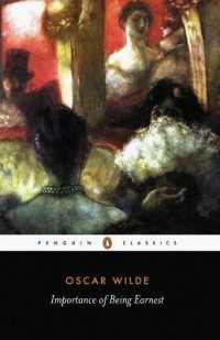 Link to an enlarged image of The Importance of Being Earnest and Other Plays (Penguin Classics)