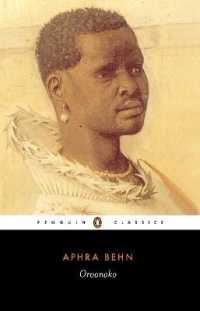 Link to an enlarged image of Oroonoko (Penguin Classics)
