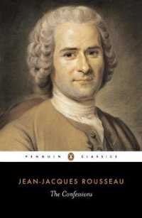 Link to an enlarged image of The Confessions of Jean-Jacques Rousseau (Penguin Classics) (Reprint)