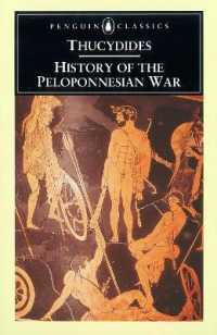 Link to an enlarged image of History of the Peloponnesian War (Penguin Classics) (Reprint)