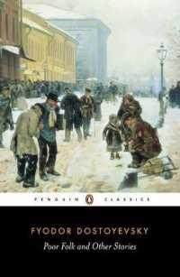 Link to an enlarged image of Poor Folk and Other Stories (Penguin Classics)