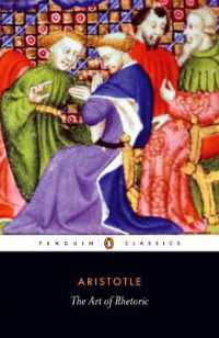 Link to an enlarged image of The Art of Rhetoric (Penguin Classics) (Reissue)
