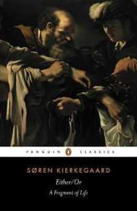 Link to an enlarged image of Either or : A Fragment of Life (Penguin Classics)
