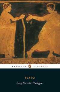 Link to an enlarged image of Early Socratic Dialogues (Penguin Classics) (Translation)