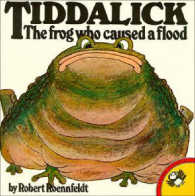 Link to an enlarged image of Tiddalick the Frog Who Caused a Flood