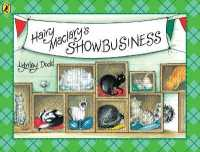 Link to an enlarged image of Hairy Maclary's Showbusiness (Hairy Maclary and Friends) -- Paperback / softback