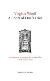 Link to an enlarged image of A Room of One's Own (Penguin Great Ideas)