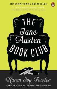 Link to an enlarged image of The Jane Austen Book Club -- paperback (B format)