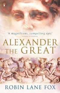 Link to an enlarged image of Alexander the Great -- Paperback / softback