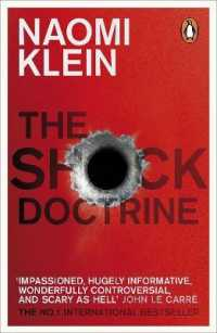 Link to an enlarged image of The Shock Doctrine: The Rise of Disaster Capitalism