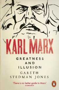 Link to an enlarged image of Karl Marx: Greatness and Illusion