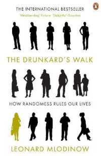 Link to an enlarged image of The Drunkard's Walk: How Randomness Rules Our Lives