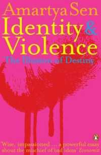Link to an enlarged image of Identity and Violence : The Illusion of Destiny -- Paperback / softback