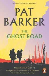 Link to an enlarged image of Ghost Road (Regeneration) -- Paperback / softback