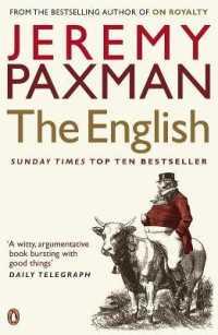Link to an enlarged image of English -- Paperback / softback
