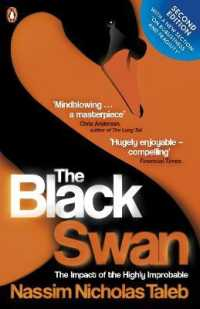 Link to an enlarged image of Black Swan : The Impact of the Highly Improbable -- Paperback / softback