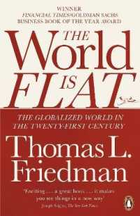 Link to an enlarged image of World is Flat : The Globalized World in the Twenty-first Century -- Paperback / softback