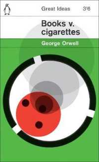 Link to an enlarged image of Books v. Cigarettes (Penguin Great Ideas)