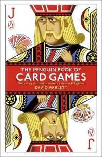 Link to an enlarged image of The Penguin Book of Card Games