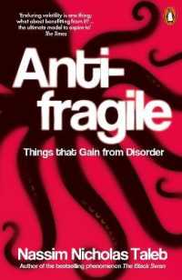 Link to an enlarged image of Antifragile: Things that Gain from Disorder
