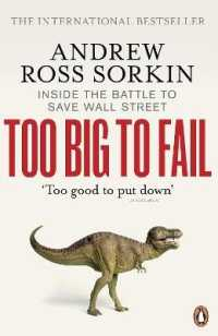 Link to an enlarged image of Too Big to Fail : Inside the Battle to Save Wall Street -- Paperback / softback