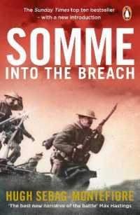 Link to an enlarged image of Somme : Into the Breach -- Paperback / softback