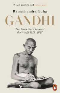 Link to an enlarged image of Gandhi 1914-1948 : The Years That Changed the World -- Paperback / softback