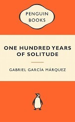 Link to an enlarged image of One Hundred Years of Solitude - POPULAR PENGUIN