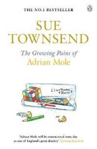 Link to an enlarged image of Growing Pains of Adrian Mole : Adrian Mole Book 2 -- Paperback / softback