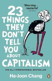 Link to an enlarged image of 23 Things They Don't Tell You about Capitalism -- Paperback / softback