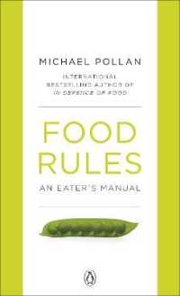 Link to an enlarged image of Food Rules : An Eater's Manual -- Paperback / softback