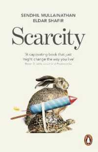 Link to an enlarged image of Scarcity : The True Cost of Not Having Enough -- Paperback / softback