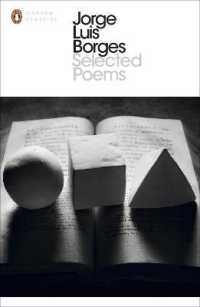 Link to an enlarged image of Selected Poems (Penguin Modern Classics) -- Paperback / softback (English Language Edition)