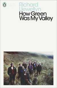 Link to an enlarged image of How Green Was My Valley (Penguin Modern Classics) -- Paperback / softback