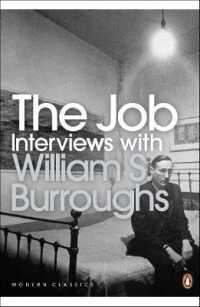 Link to an enlarged image of Job : Interviews with William S. Burroughs (Penguin Modern Classics) -- Paperback / softback