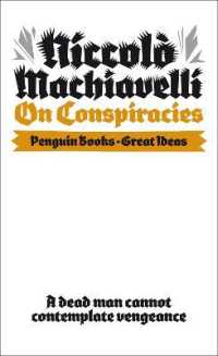image of On Conspiracies (Penguin Great Ideas) -- Paperback / softback (English Language Edition)