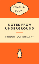 Link to an enlarged image of Notes from Underground - POPULAR PENGUIN