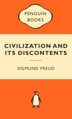 Link to an enlarged image of Civilisation and its Discontents - POPULAR PENGUIN