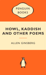 Link to an enlarged image of Howl, Kaddish and Other Poems - POPULAR PENGUIN