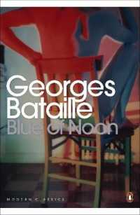 Link to an enlarged image of Blue of Noon (Penguin Modern Classics) -- Paperback / softback (English Language Edition)