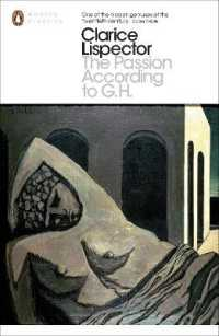 Link to an enlarged image of Passion According to G.h (Penguin Modern Classics) -- Paperback / softback (English Language Edition)