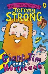 Link to an enlarged image of Giant Jim and the Hurricane -- Paperback / softback