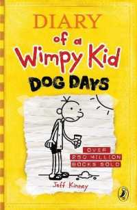 Link to an enlarged image of Dog Days (Diary of a Wimpy Kid) -- Paperback <Book 4>