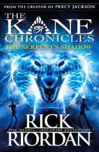 Link to an enlarged image of Serpent's Shadow (The Kane Chronicles Book 3) (The Kane Chronicles) -- Paperback / softback