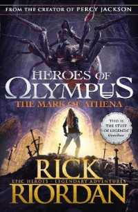 Link to an enlarged image of The Mark of Athena (Heroes of Olympus Book 3) (Heroes of Olympus)