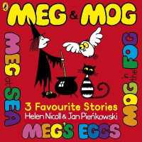 Link to an enlarged image of Meg and Mog: Three Favourite Stories (Meg and Mog) -- Paperback / softback