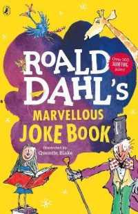 Link to an enlarged image of Roald Dahl's Marvellous Joke Book -- Paperback / softback