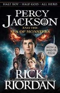 Link to an enlarged image of Percy Jackson and the Sea of Monsters (Film Tie-in)