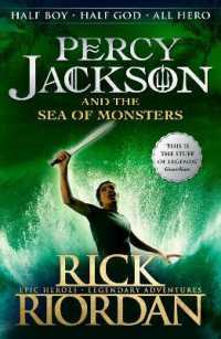 Link to an enlarged image of Percy Jackson and the Sea of Monsters (Book 2) (Percy Jackson) -- Paperback / softback